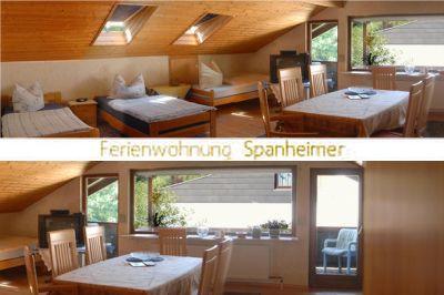Margetshöchheim Ferienwohnung / Privatzimmer Spanheimer : Wohnung